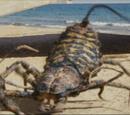 Scorpion du Silurien
