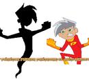 Danny Phantom Fuerza Fantasmal: El Anti-Héroe Supremo