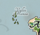 Valles Mensa