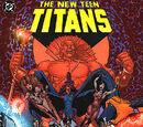 New Teen Titans: The Terror of Trigon