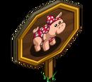 Pin-Up Pig