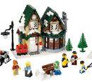 10222 La poste du village d'hiver