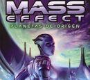 Mass Effect: Planetas de origen