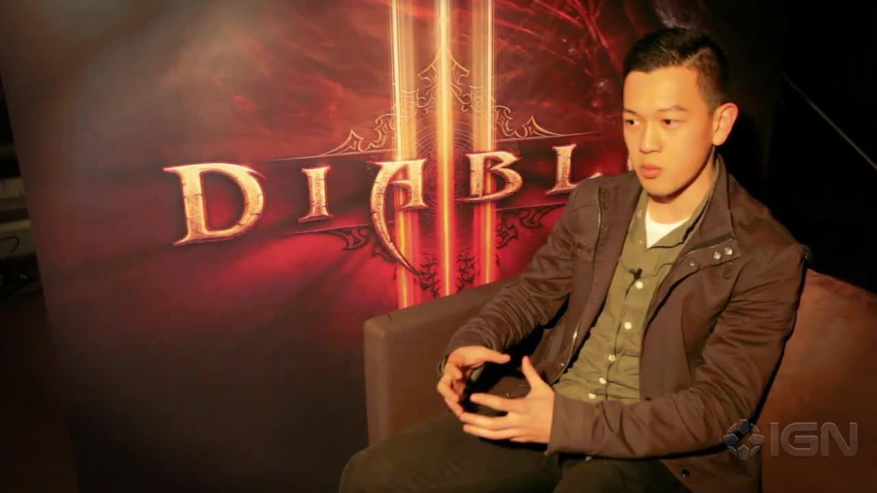 Diablo III - IGN AU Taste Test