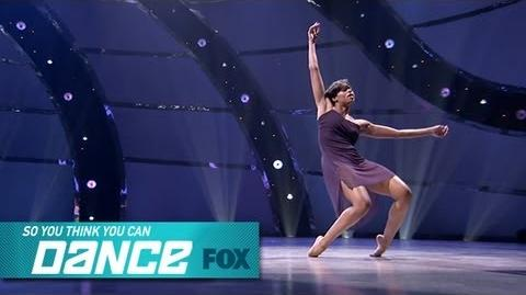 Jasmine H Top 6 Perform SO YOU THINK YOU CAN DANCE FOX BROADCASTING