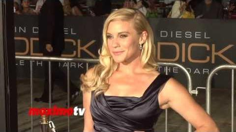 "Katee Sackhoff ""RIDDICK Rule The Dark"" World Premiere Arrivals"