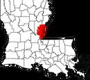 Concordia Parish, Louisiana