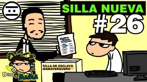 Negas-Silla Nueva