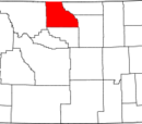 Big Horn County, Wyoming