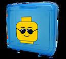 2856205 Boîte de rangement transportable avec plaque de base