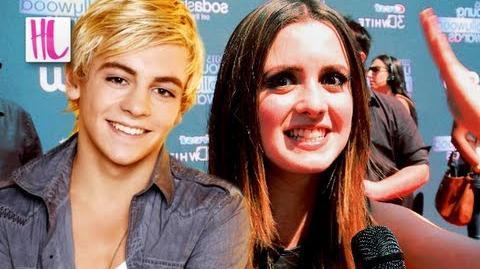 'Austin & Ally' Laura Marano On Ross Lynch And Her Biggest Disney Crush