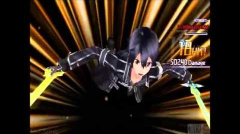 Sword Art Online - Kirito - The Eclipse