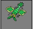 Fakémon de Tipo planta