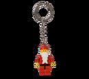 850150 Porte-clés Père Noël classique