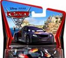 Cars 2 Die-cast afbeeldingen