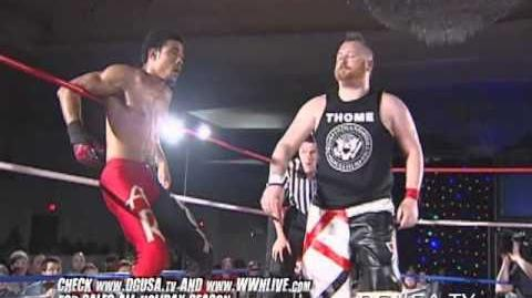 AR Fox vs. Arik Cannon