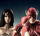 Flash y La Mujer Maravilla: Los Mejores del Mundo