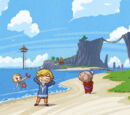 Islas de The Legend of Zelda: The Wind Waker