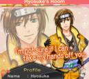 Shall We Date?: Ninja Destiny: Hyosuke