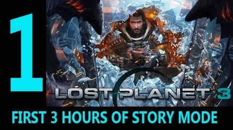 Lost Planet 3 Missions