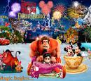 Wreck-It Ralph's Disneyland Adventures