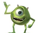 Pixar monsters