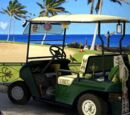 Club Car DS (Vacation Quest: The Hawaiian Islands)