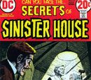 Secrets of Sinister House Vol 1 12