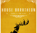 Baratheon's Bastards & Blades