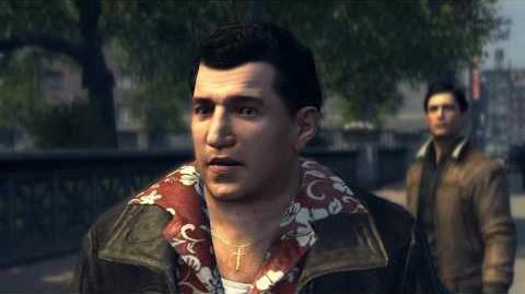 Персонажи Mafia II