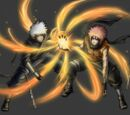 Collaboration jutsu