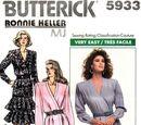 Butterick 5933 A