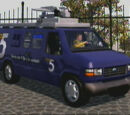 "Anchor News Van ""Canal 5"" (Saints Row)"