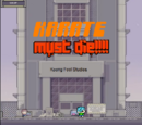 Karate Must Die!