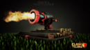 Clash of clans Flame thrower lvl 3 00029.png