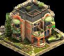 Art Nouveau Mansion