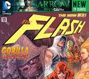 The Flash: Guerra gorila