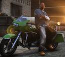 Bagger (Grand Theft Auto V)