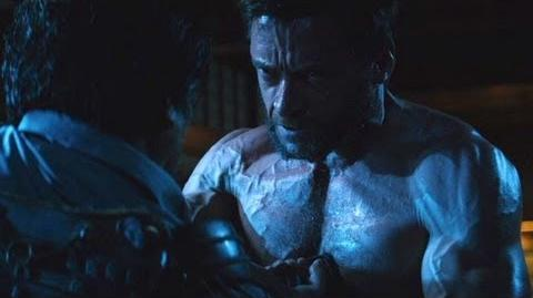"THE WOLVERINE Movie Clip ""Fight Scene"""