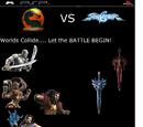FanGame: Soul Calibur VS Mortal Kombat