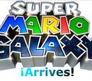 Mario Galaxy Arrives!