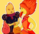 Flame Princess's Older Brother