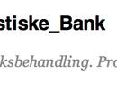 Den Donaldistiske Bank