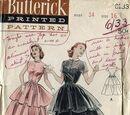 Butterick 6133 C