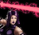 Psylocke/Dialogues