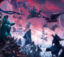 Cronología de los Altos Elfos