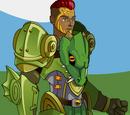 Frogzard Knight