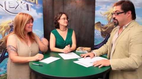 EQN Round Table - Female Dwarf Beards