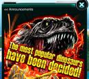 Dinothon Anniversary