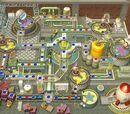 Boards in Mario Party 6